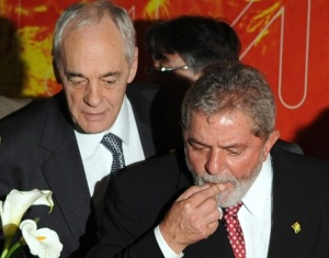 Pres. Lula and Minister Stephanes