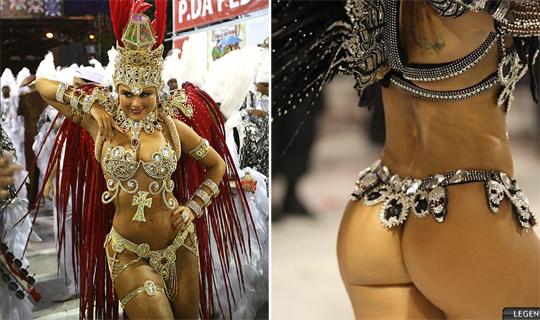 carnaval 2011 rio. 2011 Carnival Parades in Rio
