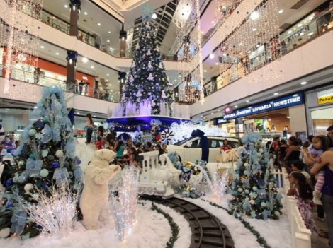 Shopping Cntnre Batista Campos, Belém