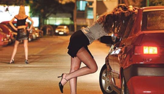 Brazil street sex