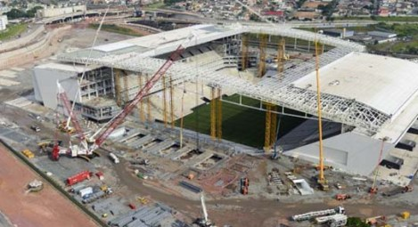 "With just less than 100 days to go, Brazil still is ""under construction"""