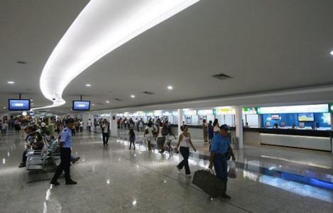 Bus Station Novo Rio