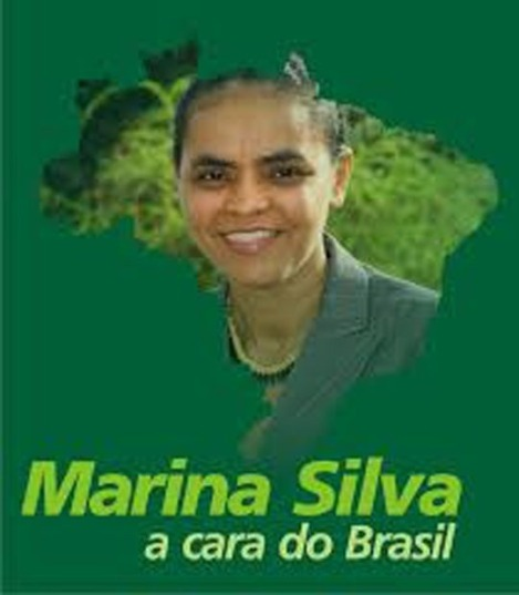 Marina Silva, the face of Brazil