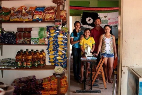 87 million Brazilians (some 40 million voters) depend on social programs to get out of poverty